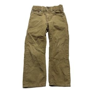 BABY GAP Toddler Corduroy Pants Straight 3 Years